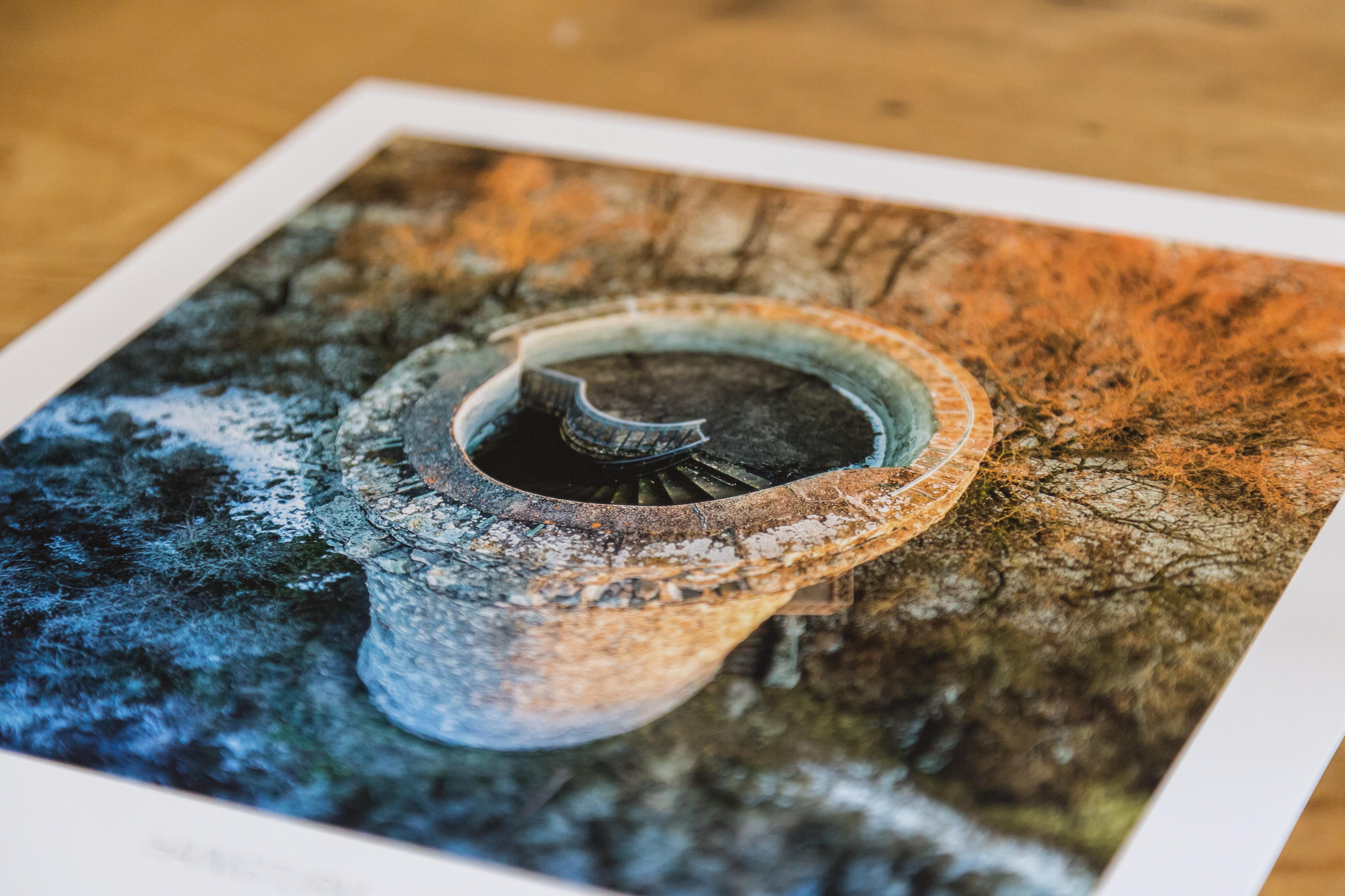 Kunstdruck Hainig Lauterbach | Designakrobat